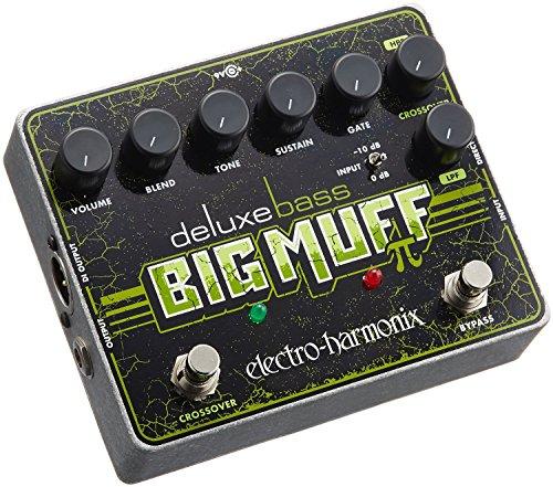 Electro Harmonix Big Muff PI 665212 - Guitarra eléctrica con sintetizador, filtro y bajo