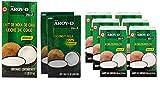 Leche de coco Aroy-D sin conservantes Oferta de prueba, 1 x 1000 ml, 2 x 500 ml, 6 x 250 ml a un...