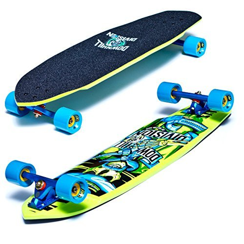 Sector 9 Hijack Complete Longboard (Pro Race Build) by Sector 9