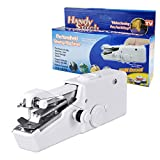 Best Handheld Sewing Machines - SLEPPGO Handheld Sewing Machine,Mini Handy Portable Cordless Sewing Review