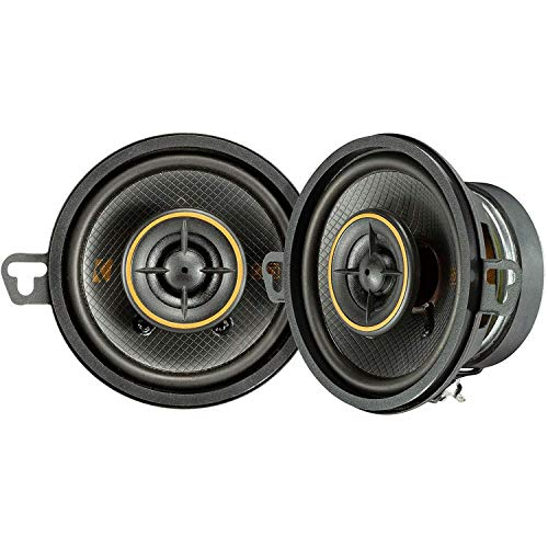 Kicker 47KSC3504 KS Series Car Audio 3.5 Inch Coaxial 15 to 50 Watts RMS Power Factory Replacement...