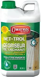 Preis per ltr. 16,76 Eur. / Owatrol Net-Trol Entgrauer Aufheller 2,5ltr