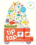 Tip tap , des histoires interactives (1Cédérom)
