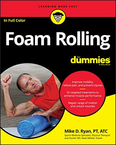 Foam Rolling For Dummies product image