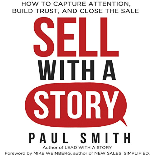 Sell with a Story cover art