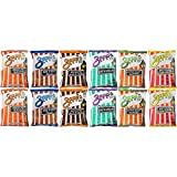 Zapp's Potato Chips, New Orleans Kettle Style, Ultimate Variety Pack, 1.5oz Bag (Pack of 12, Total of 18 Oz)