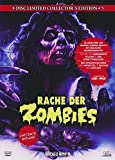 Rache der Zombies - 3-Disc Uncut Limited Collector's Edition No. 5 (Blu-ray & 2 DVDs, Limitiert auf 555 Stück, Cover C)