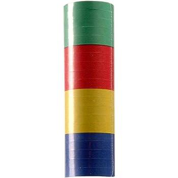 /multicolore /3/m/ /7/mm/ /Rotolo di 20/ P tit Clown 3120/serpentina/