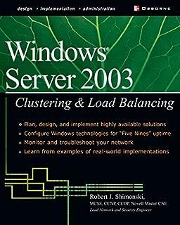 Best load balancing windows server 2003 Reviews