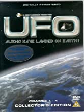UFO - Volumes 1-4 Collector's Edition [1970] [DVD] by Ed Bishop