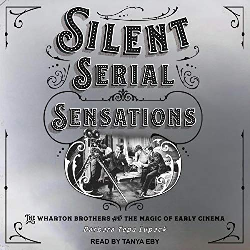 Silent Serial Sensations cover art