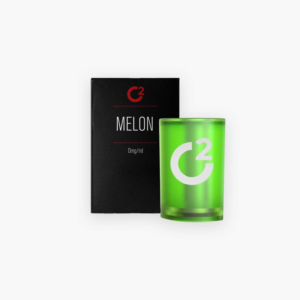 Pod para Cachimba Electrónica Premium – Sin Nicotina, Cápsula para Uso Exclusivo en la Shisha Electrónica Nebu (MELON)