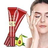 Crema Hidratante para Ojos, Crema Probiótica para Ojos Herbales Arrugas Intensas Hidratante Arrugas Finas Decoloración Ojos Oscuros Lifting Piel de Ojos