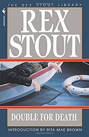 Double for Death by Rex Stout(1995-04-01)