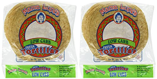 Mama Lupe Low Carb Tortillas Pack of 2