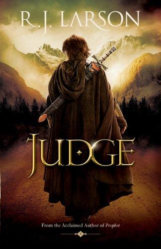 Judge (Books of the Infinite Book #2) by [R. J. Larson]