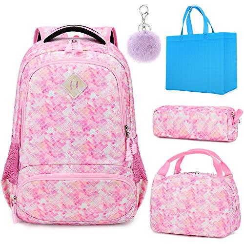 Meisohua Middle School Backpack