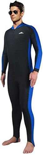 Combinaisons de plongée pour hommes complet du corps pour scaphandre autonome en apnée Surf Natation Kayak Navigation de plaisance Pêche (Prougeection contre les radiations) Prougeection contre le soleil
