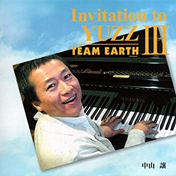 Invitation to YUZZ 3  TEAM EARTH