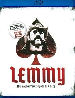 Lemmy: 49% Motherf**ker, 51% Son of a Bitch