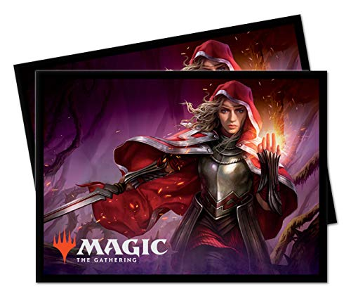 Ultra Pro Throne of Eldraine Rowan Standard Deck Protector sleeves 100ct for Magic: The Gathering