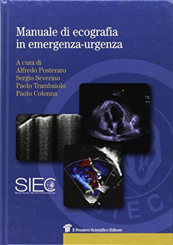 Manuale di ecografia in emergenza-urgenza