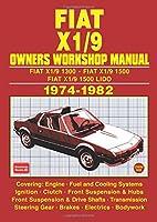Fiat X1/9 Owners Workshop Manual 1974-1982