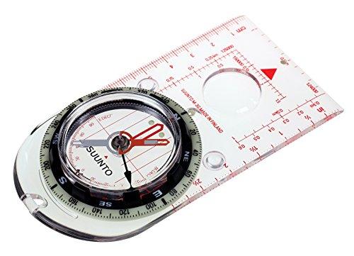 Suunto M-3 Global Compass Kompass, Weiß, One size