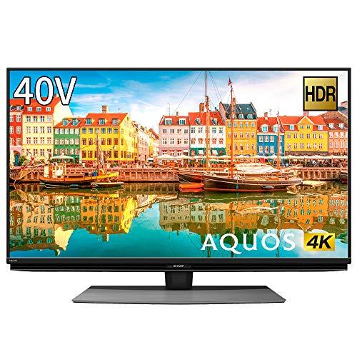 SHARP(シャープ)『AQUOS4K液晶テレビCL1ライン(4T-C40CL1)』