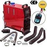 maXpeedingrods 4x Auslass Standheizung Luftheizung Diesel 5KW 5000 Watt LCD-Schalter für LKW Van...