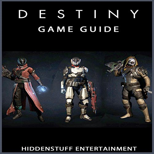 Destiny Game Guide audiobook cover art