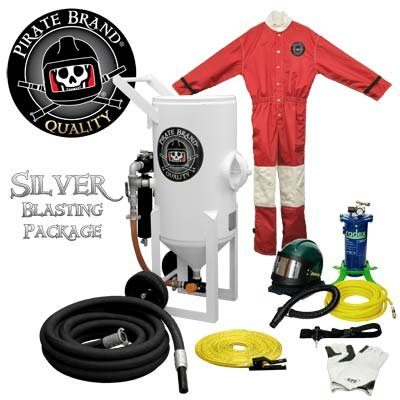 Review Sandblasting Machine Silver Package, Portable, 3.5 Cu. Ft. (100 Liters), Pressure Release Sys...