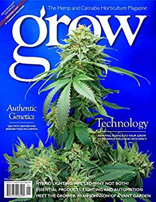 Grow Magazine by Grow Media Llc