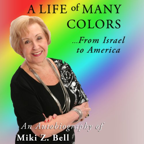 A Life of Many Colors audiobook cover art