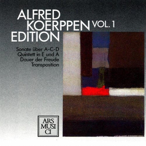 Alfred Koerppen Edition Volume 1