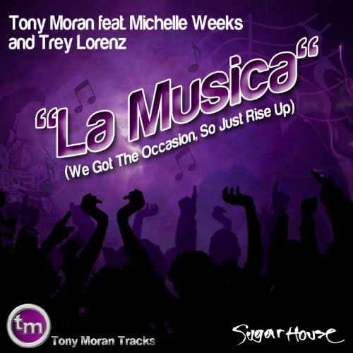Tony Moran feat. Michelle Weeks & Trey Lorenz