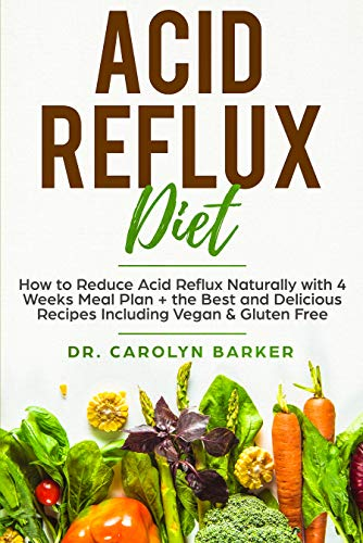 how to cure acid reflux with diet