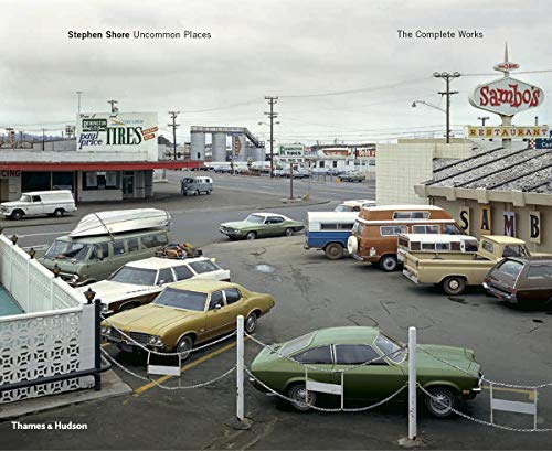 Stephen Shore: Uncommon Places: The Complete Worksの詳細を見る