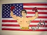 Fahnen Flaggen ROCKY 150 x 90 cm