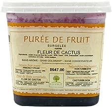 prickly pear cactus puree