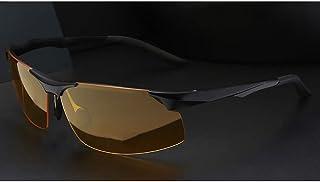 WEIJINGBEI الرجال النظارات الشمسية الرياضة الاستقطاب القيادة للرؤية الليلية نظارات نظارات شمسية الصيد UV400 النظارات الشمس...