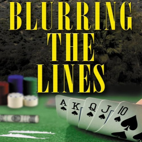 Blurring the Lines audiobook cover art