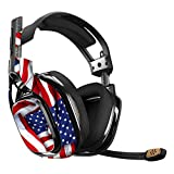 MightySkins Skin Compatible with Astro A40 3rd Generation Gaming Headset - Patriot Protective, Durable, and Unique Vinyl Decal wrap Cover Easy to Apply, Remove, and Change Styles Made in The USA