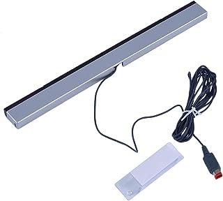 Receptor de barra com sensor infravermelho infravermelho infravermelho Lightclub para controle remoto Nitendo Wii