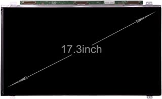 17.3 inch 40 Pin High Resolution 1920 x 1080 Laptop Screens 120Hz TFT LCD Panels Durable