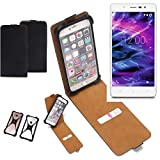 K-S-Trade Flipstyle Case for Medion Life S5004 Protective