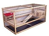 PETGARD Kaninchen- und Meerschweinchenheim SAN Marino 140 Deluxe