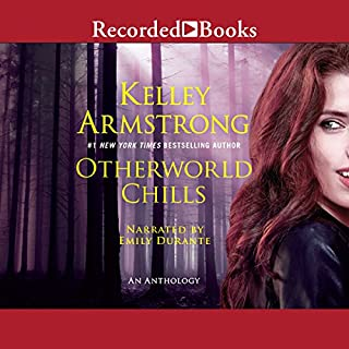 Otherworld Chills audiobook cover art