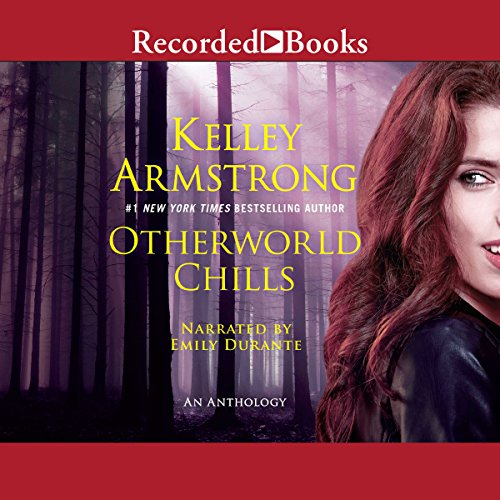 Otherworld Chills audiobook cover art