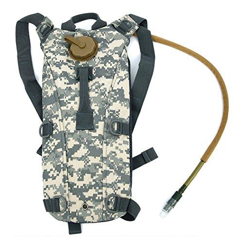 Yimidear zaino borsa da prendere acqua 2.5L per ciclismo escursionismo e arrampicata outdoor ecc